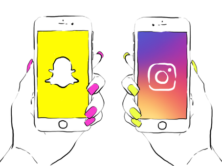 Can You Survive a Few Days Without Instagram and Snapchat? I did. It was...INTERESTING.