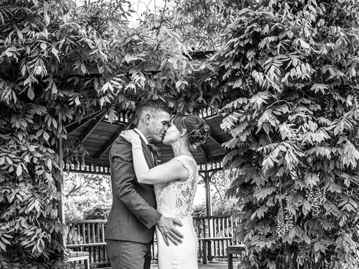 Competition Winners : Faye and Richard and their Wedding at Pryors Hayes Golf Club in Cheshire.