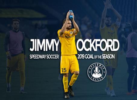 Jimmy Ockford Wins 2019 Speedway Soccer Goal Of The Season