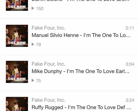Fake Four Inc Moodie Black Remix Contest - Def Ill in the top 10!