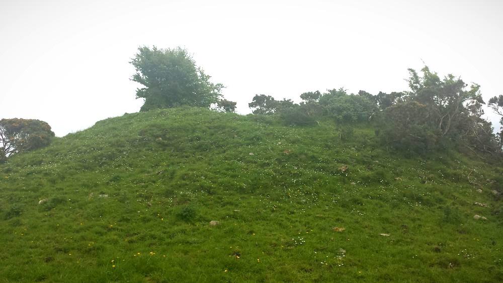 Sheebeg, Grainne's Grave
