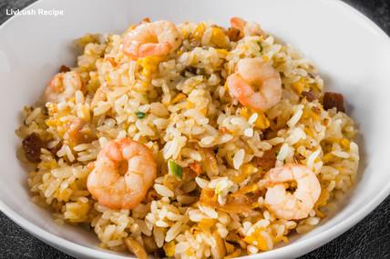 KCs Prawn Fried Rice