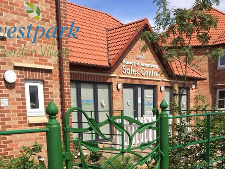 West Park Sales Office Now Open