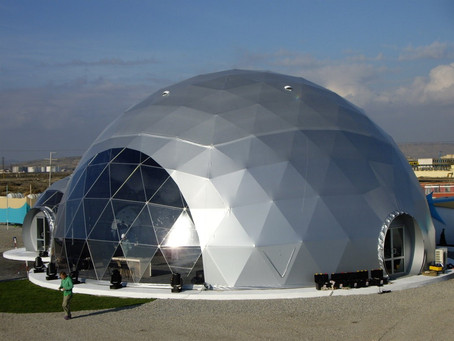 Geodesic Domes: The Latest Architecture and News