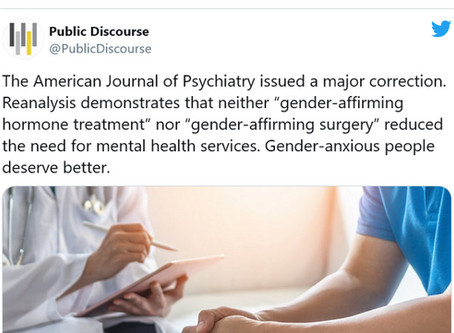 Harming the Gender-Confused