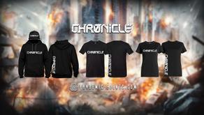 New Chronicle merchandise