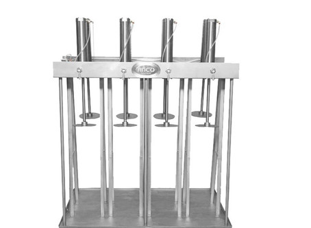 Buy Quality Stainless Steel Cheese Presses and Tanks from Anco Equipment