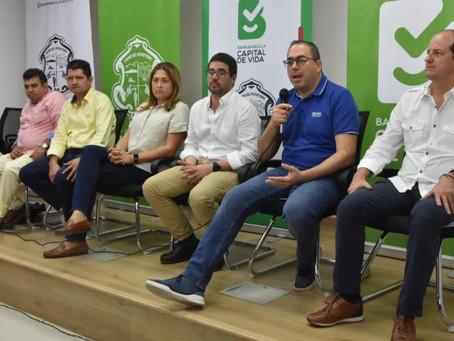 Alcaldía de Barranquilla lanza estrategia de prevención para Navidad y fin de año