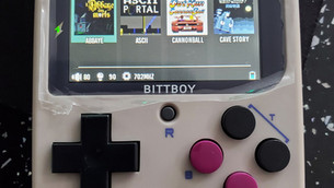 Bittboy v2-v2.5 v3 v3.5 beta testing