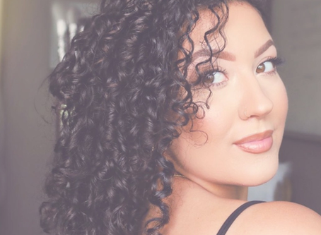 CURLY HAIR ROUTINE | FRIZZ FREE DEFINED CURLS