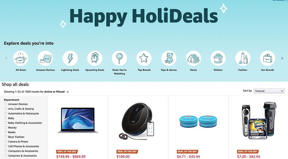 Check List: How To Get Your Amazon Listing Ready for Holiday Season