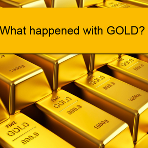 What is #GOLD doing now Aug 2020?