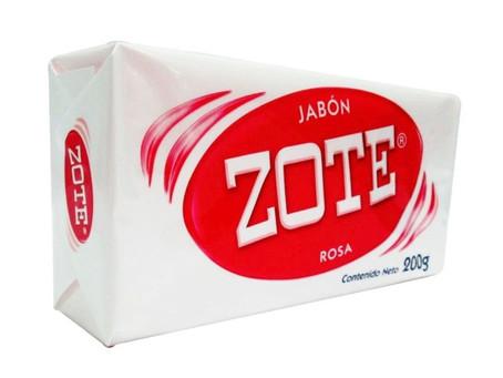 Jabón Zote, el jabón que forma parte de la cultura mexicana