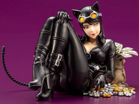Bishoujo: Twilight and Catwoman