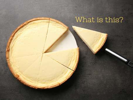 Is Cheesecake A Pie or A Cake?