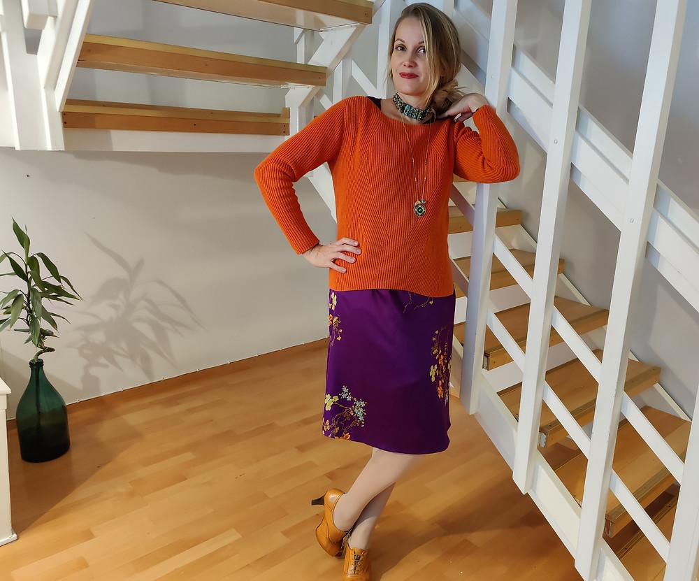värien yhdistely pukeutumisessa #väriäpukeutumiseen #väriyhdistelmät