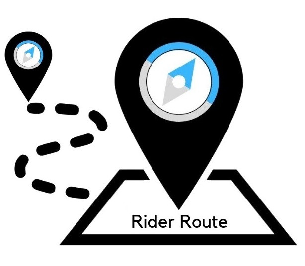 Purchase Rider Routes