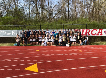 Wochenende mit Purdue Run-club