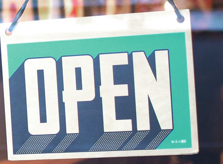 As Businesses Reopen - What Happens Next?