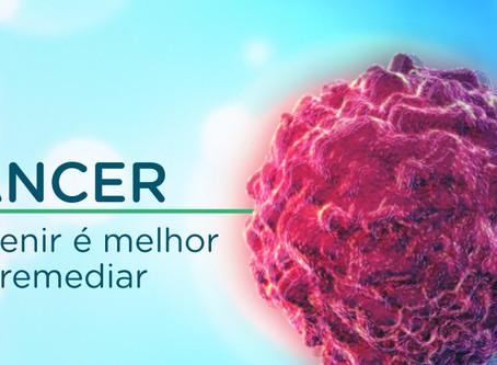 Câncer: prevenir é melhor que remediar