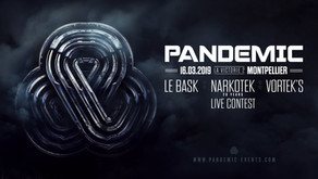 Pandemic / Montpellier - 16 Mars 2019