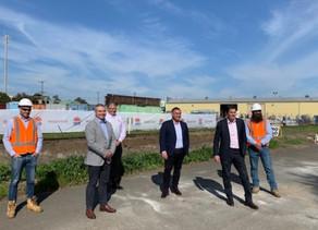 $28 million to complete long-awaited Tamworth Intermodal