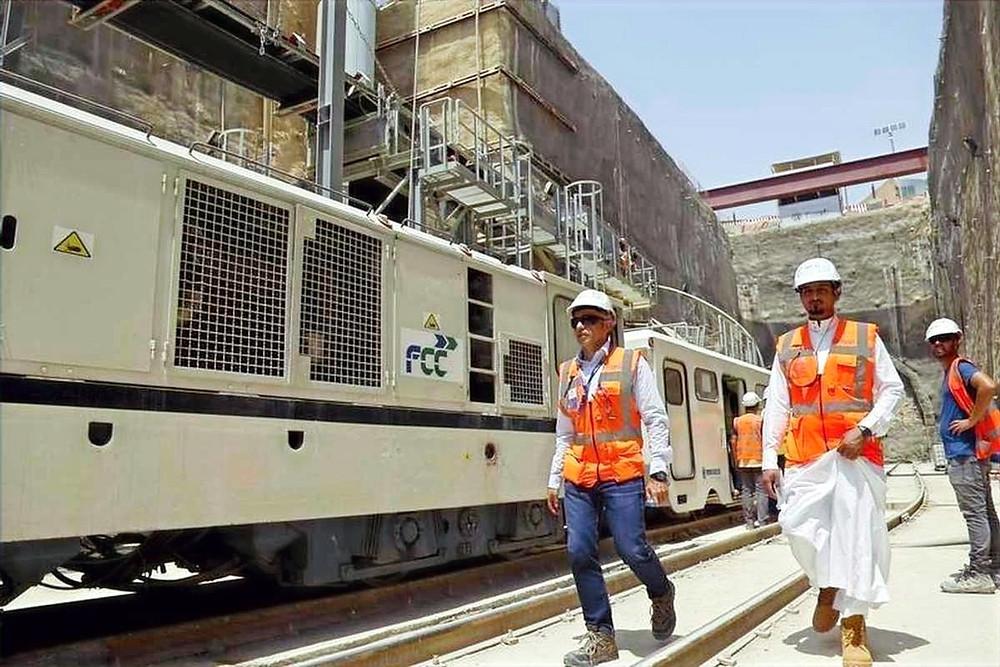 The 2020 Railway Forum in the KSA