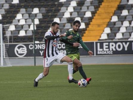 El partido ante el Badajoz en el Nuevo Vivero se disputará sin público