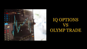 Iq option vs Olymp trade - which one is better?