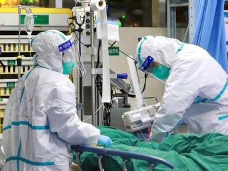 Brasil registra 653 mortes por Covid-19 em 24 horas