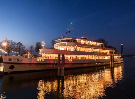 MEC auf hoher See: Weihnachtsschiff 2018
