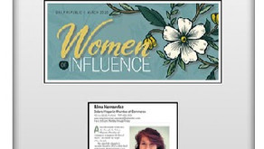 Daily Republic Women of Influence 2020 Recognition