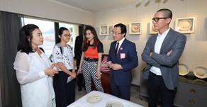 6075 Macau Hotel Art Fair Opening