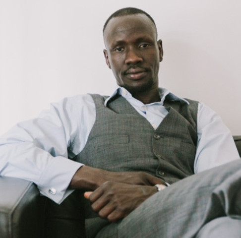 One Man's Journey from Child Soldier to Refugee Lawyer