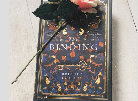 The Binding by Bridget Collins ★★★★★
