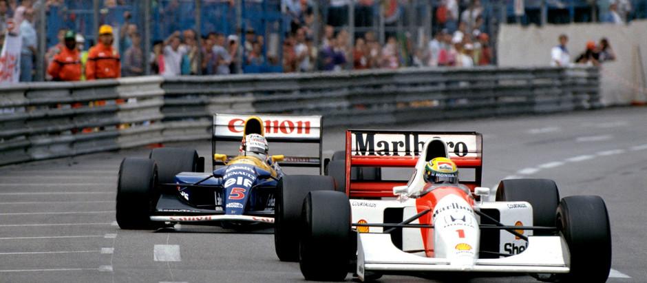 #1992 Alain&Ayrton: Alain si prende un anno sabbatico, e porta via la Williams ad Ayrton Senna