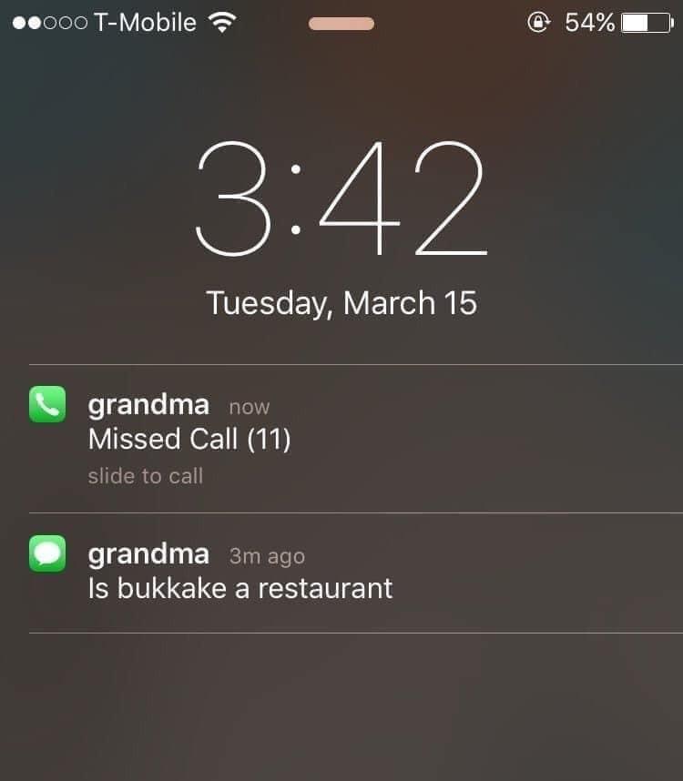 Funny Grandma Memes