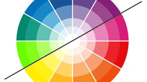 Temperatura das cores