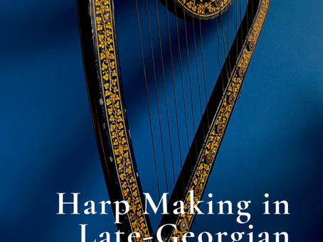 English harp makers: A web of relationships