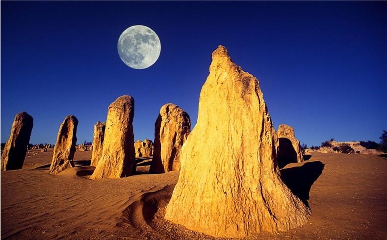 désert des Pinnacles