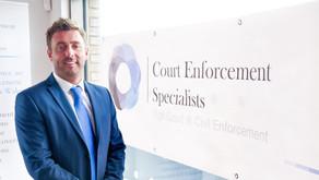 Court Enforcement Specialists and LACEF