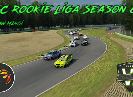 Assetto Corsa - Rookie Liga Season 6: Anmeldung offen!