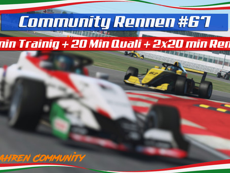 rF2-CR 67 | Tatuus FT-60 @ Adria International Raceway