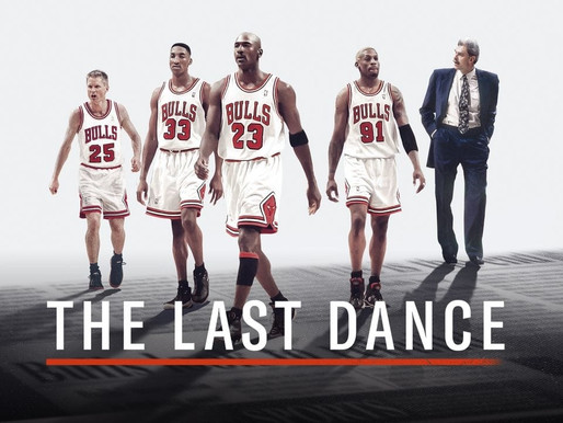 Leadership Lessons from The Last Dance documentary