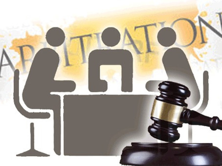 ARBITRATION IN INDIA: AN OVERVIEW