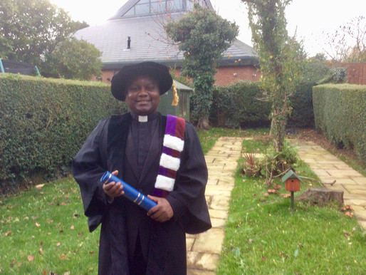 Congratulations, Fr Aloysius!