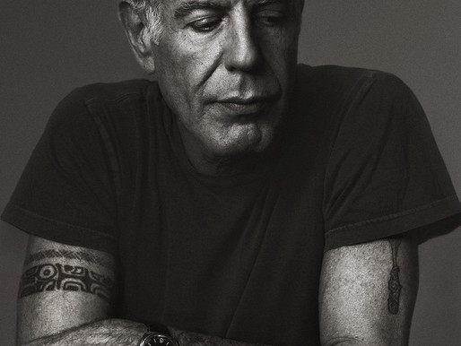 The Talk: Anthony Bourdain