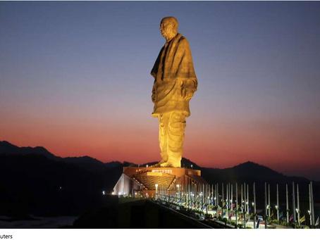 United kingdom MP calls concept of constructing Statue of unity 'NONSENSE'