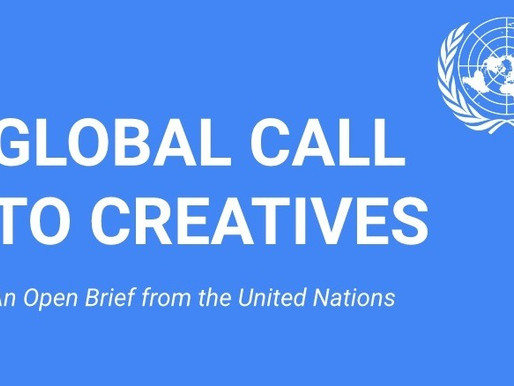 UN Calls on Creatives Around the World to Help with COVID-19 Campaign