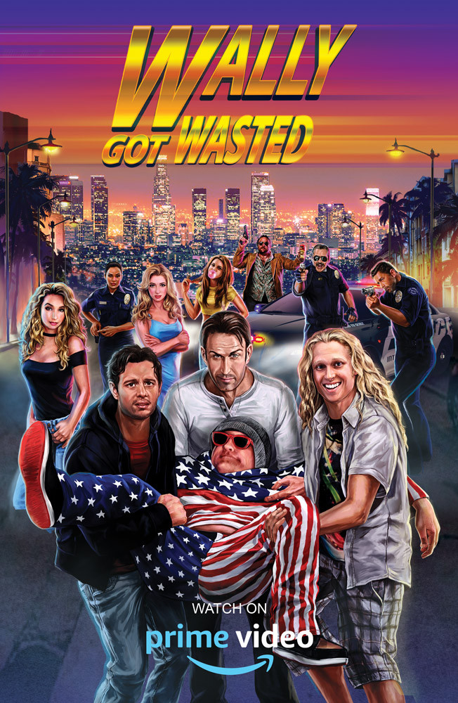 Wall Got Wasted movie poster